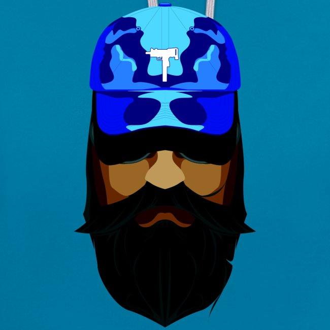 T-shirt gorra dadhat y boso estilo fresco