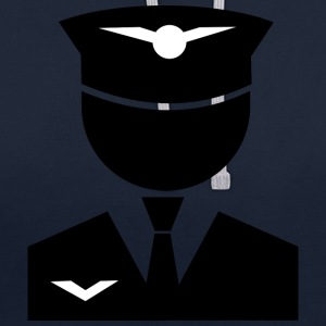 Capitaine - Sweat-shirt contraste