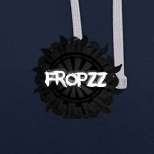 FropZz HD - Contrast Colour Hoodie