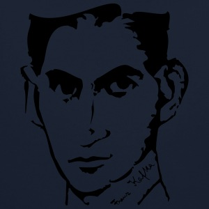 Portrait de Franz Kafka, - Sweat-shirt contraste