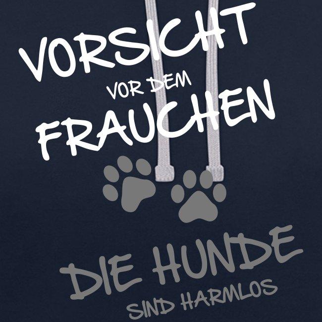 Vorsicht Frauchen - Hunde