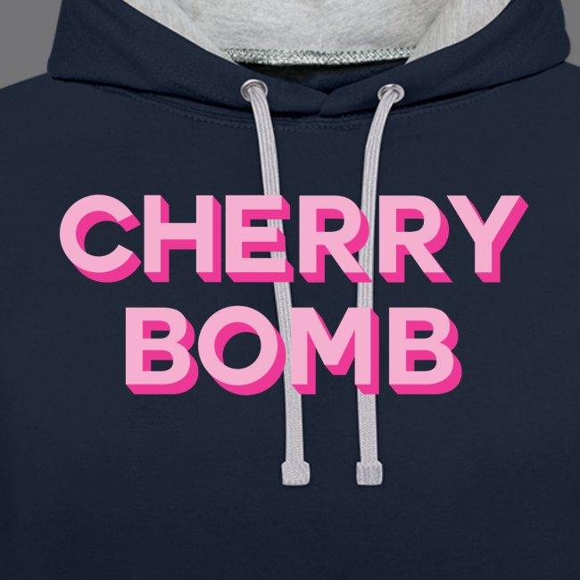 CHERRY BOMB Tee Shirts