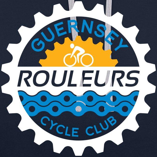 Guernsey Rouleurs Logo Reversed