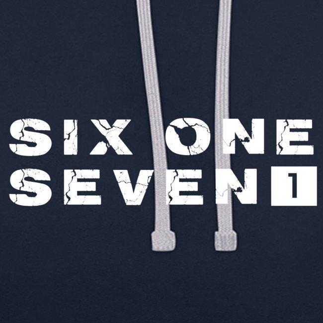 SIX ONE SEVEN 1 LOGO