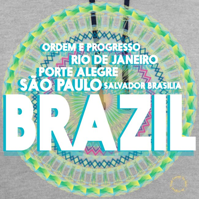 Lemon Brazil Mandala