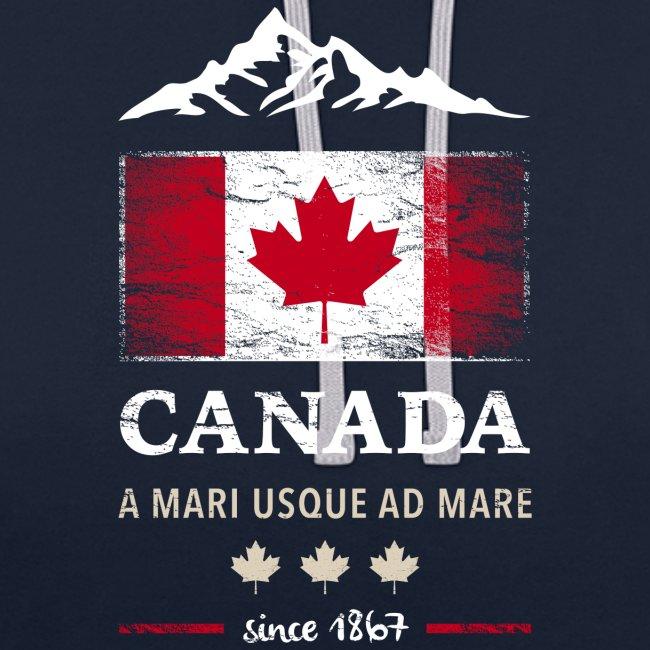 Canada Kanada Amerika maple leaf Flagge Fahne