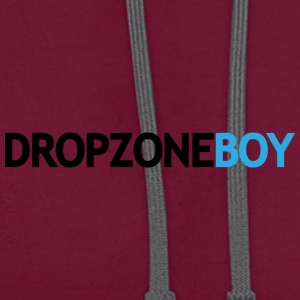 dropzoneBoy - Sweat-shirt contraste