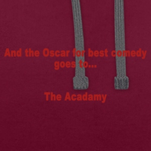 And the Oscar for best comedy goes to... the Acada - Contrast hoodie
