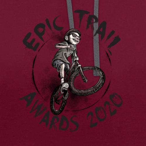 Epic Trail Awards 2020 - Kontrast-hættetrøje