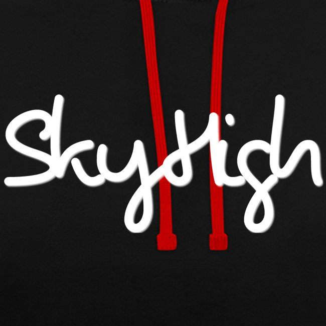 SkyHigh - Snapback - (Printed) White Letters