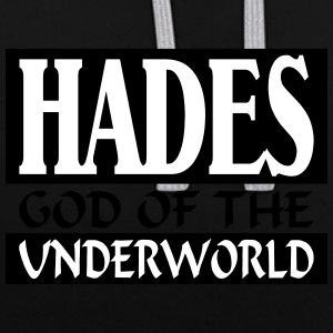 Hades_-_God_Of_The_Underworld - Kontrast-Hoodie