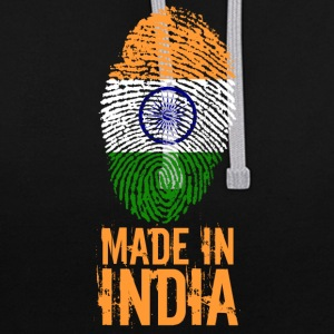 Made in India / Made in India - Contrast Colour Hoodie