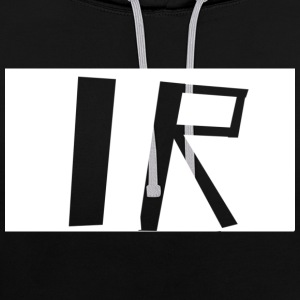 IR - Sweat-shirt contraste