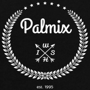 Souhaits big palmix - Sweat-shirt contraste