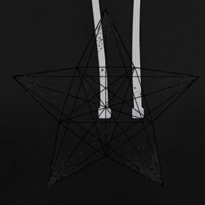 star - Sweat-shirt contraste