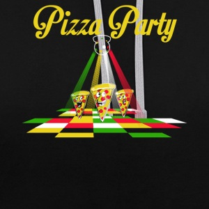 Pizza Party - Kontrastluvtröja