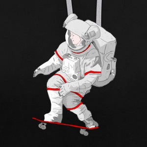 Astro Skater - Contrast hoodie