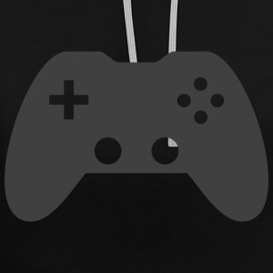 Gamer - Contrast Colour Hoodie