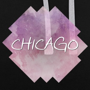 Chicago - Contrast hoodie