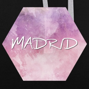 Madrid - Contrast Colour Hoodie