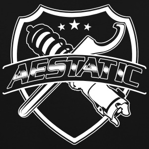 aestetic - Sweat-shirt contraste