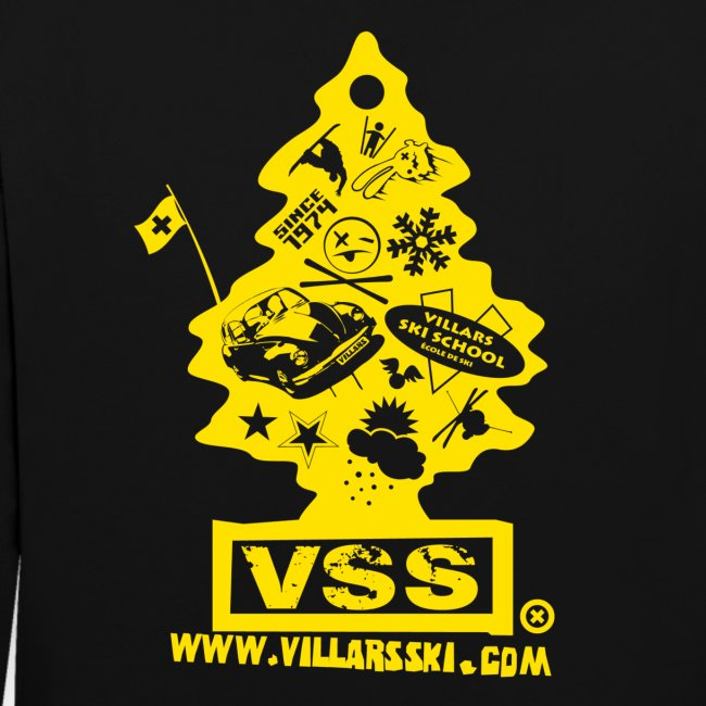 Logo sapin jaune png