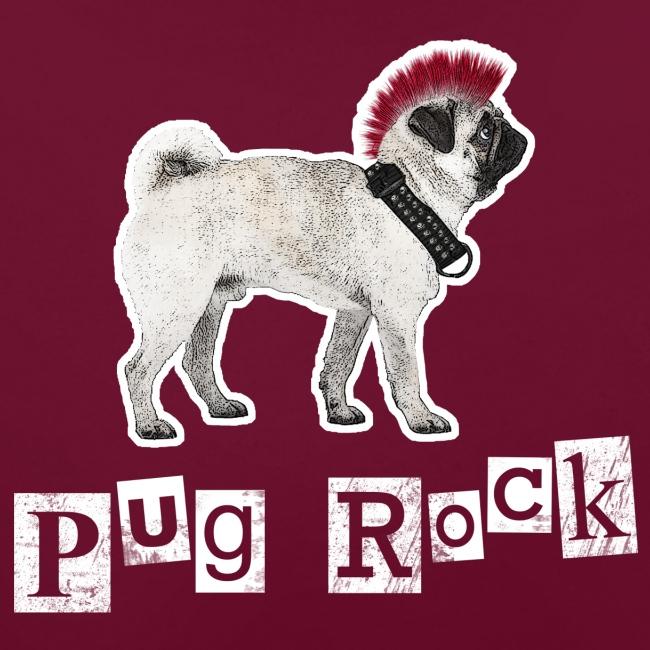 pug rock rot weiss