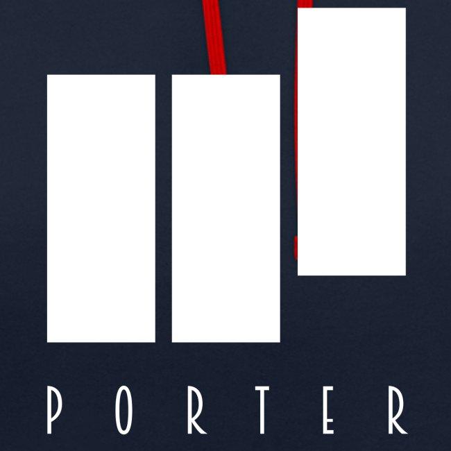 PORTER Sign White