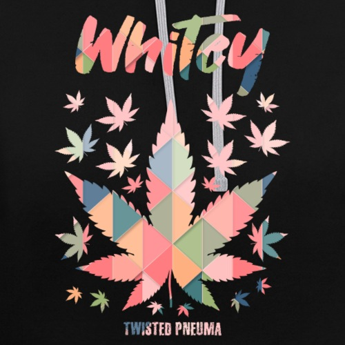 WHTY - Contrast Colour Hoodie