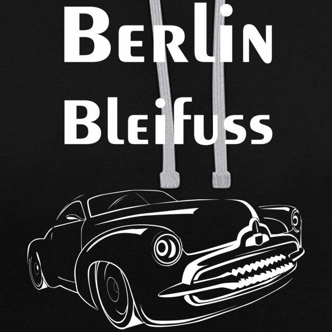 Berlin Bleifuss   Cooler Auto Spruch