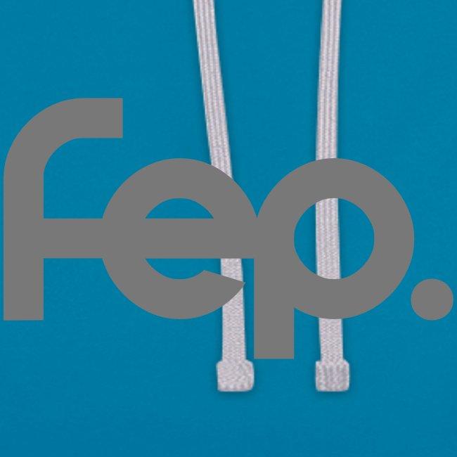 FEP logo gray