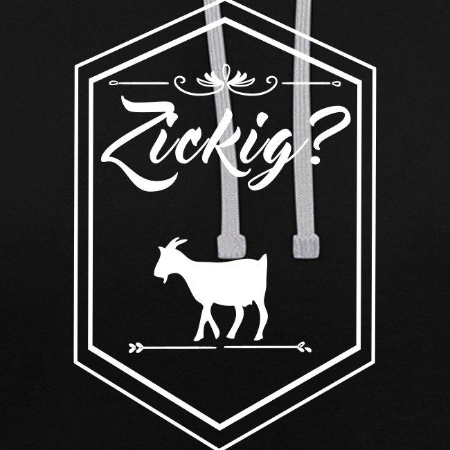 Zickig