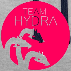 The Hydra - Contrast Colour Hoodie