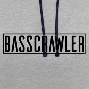 Bass Crawler - Contrast Colour Hoodie