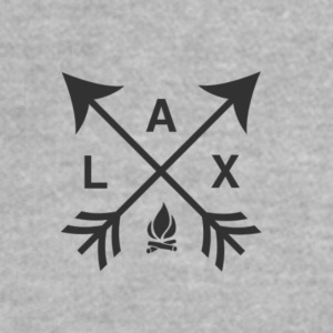 ♥LAX♥ - Sweat-shirt contraste