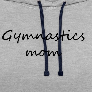 gymnastique - Sweat-shirt contraste