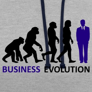 ++ ++ Business Evolution - Kontrastluvtröja