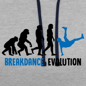 ++ ++ Breakdance Evolution - Sweat-shirt contraste