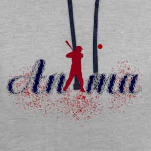 anima - Sweat-shirt contraste