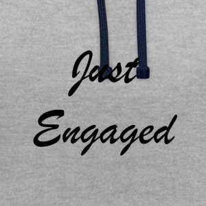 Juste Engages - Sweat-shirt contraste