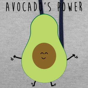 avocados_power - Contrast Colour Hoodie