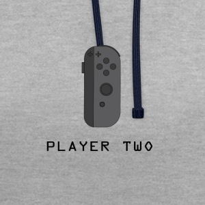 ¿Ready Player Two? - Contrast Colour Hoodie