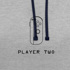 ¿Prêt PLayer Deux? - Sweat-shirt contraste