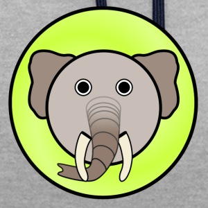 Elephant Elephant Cirque - Sweat-shirt contraste