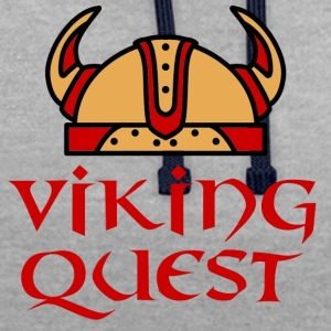 Vikings: Viking Quest - Kontrastluvtröja