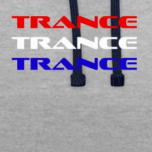 trance Holland - Contrast Colour Hoodie