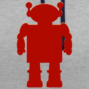 robot - Sweat-shirt contraste