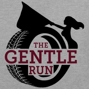 The Gentle Run - Contrast Colour Hoodie