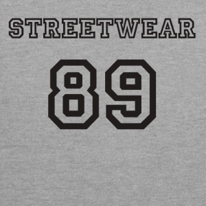 STREETWEAR - Sweat-shirt contraste