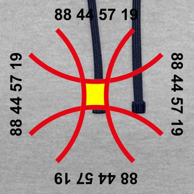 TIAN GREEN - Anti Corona Symbol